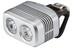 Knog Blinder Outdoor 400 - Luces para bicicleta - 1 LED blanco, estándar Plateado